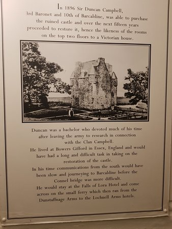 Benderloch, UK: some of the history