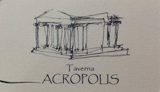 Kamilari, Grécia: Taverna Acropolis