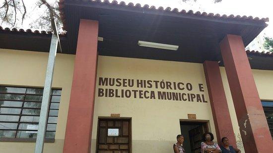 Museu Historico e Biblioteca Municipal Paulo do Carmo Dias