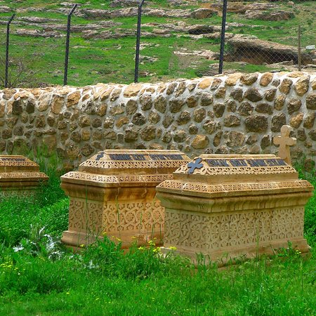 Savur, Türkei: Abandoned Syriac village