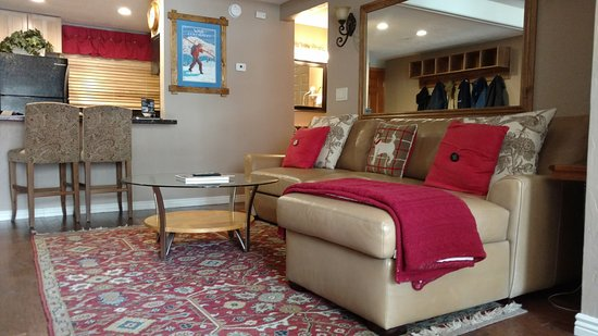 Antlers at Vail: #308 Living Room