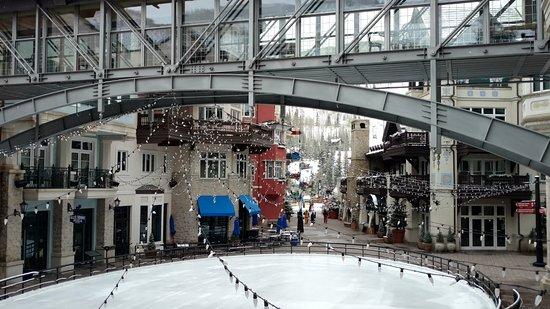 Antlers at Vail: Lionshead Vail - skating rink
