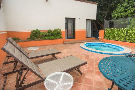 Real del Mar Golf Resort: Terraza suite Nupcial