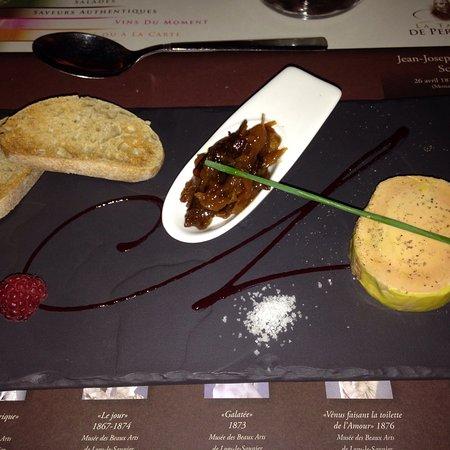 Restaurant Lons Le Saunier La Table De Perraud