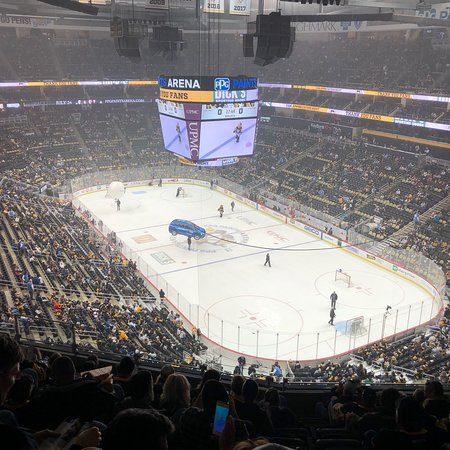Ppg paints arena pittsburgh 2018 all you need to know for Hotels close to ppg paints arena