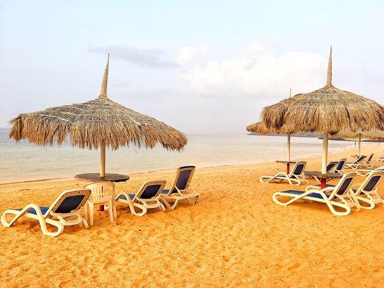 Tadjoura, Djibouti: Enjoy the beach!