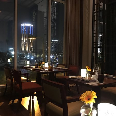 Great Location View And Service For Italian Fine Dining In