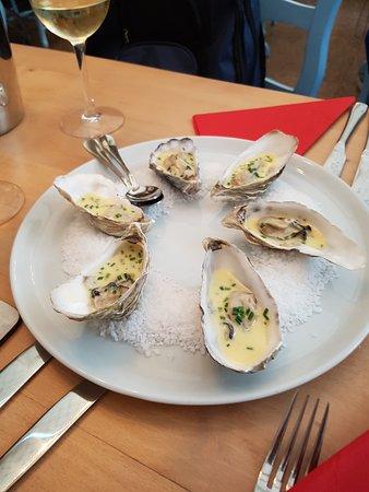 Roseville Bistro: Oysters