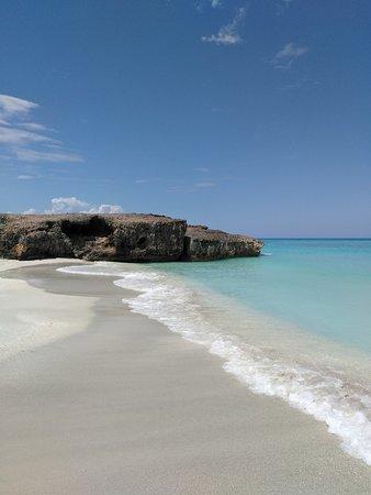 Ocean Vista Azul: Larger beach