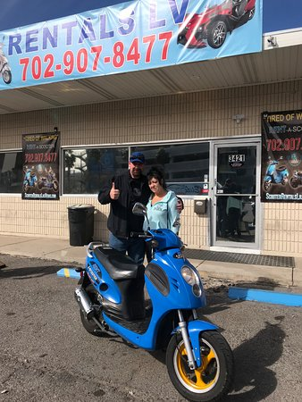 Scooter Rentals Lv Picture Of Scooter Rentals And Tours Las Vegas