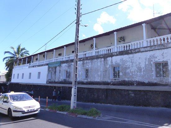 Moroni, Comores : 建物の外観
