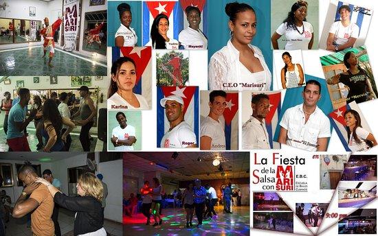 Marisuri Escuela De Bailes Cubanos