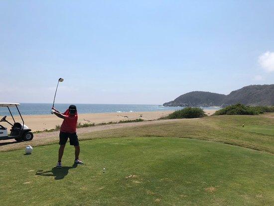 Isla Navidad Golf Course