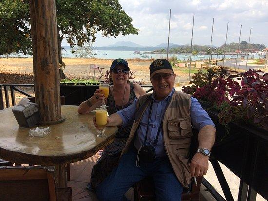 En La Terraza El Cocktail Picture Of Restaurante Sirena