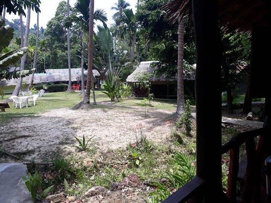 Paradise Lost Resort Koh Kradan – fénykép