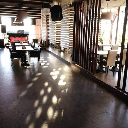 Lounge Cafe Baraka: Современный дизайн/Modern design