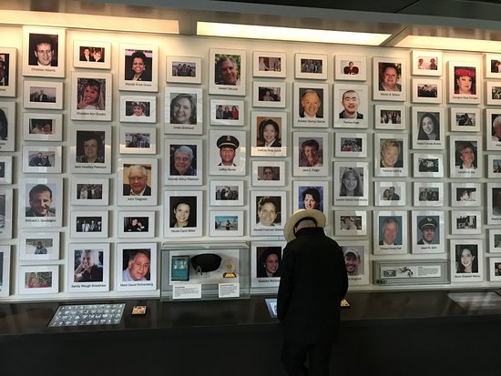 Stoystown, PA: Wall of victims' photos