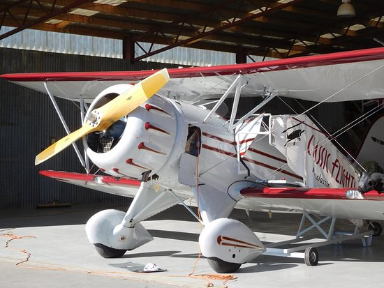 Classic Flights: Waco Barnstormer... how cool is this plane?
