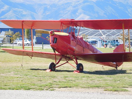 Classic Flights: Could be the Red Baron's.