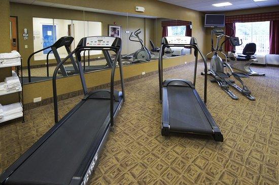 Dumfries, VA: Health club