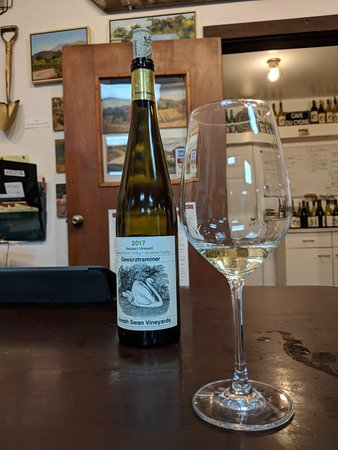 Forestville, Kalifornia: Joseph Swan Vineyards