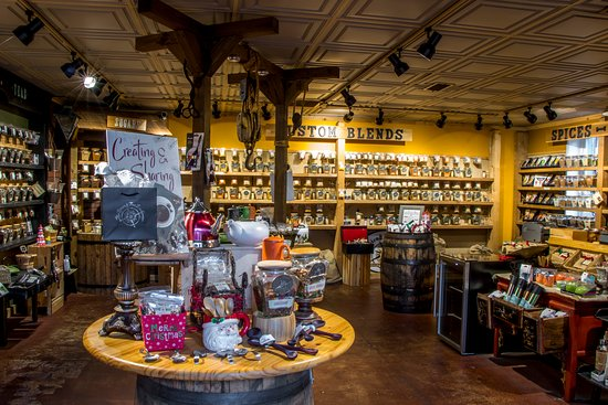 The Spice & Tea Exchange of Gatlinburg
