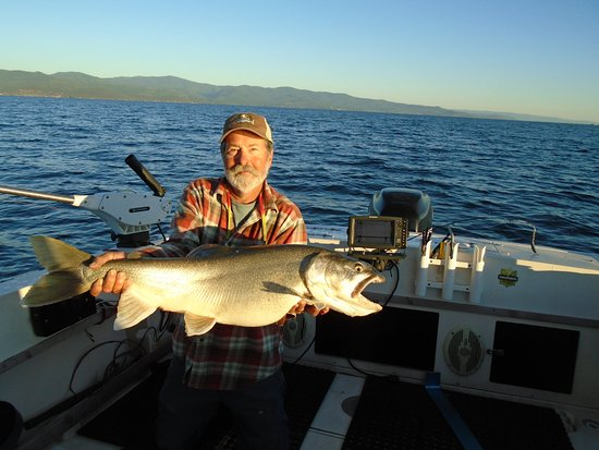 Flathead Lake Monster Charters