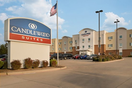 Candlewood Suites Longview: Exterior