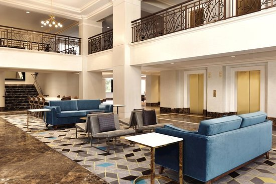 The American Hotel Atlanta Downtown A Doubletree By