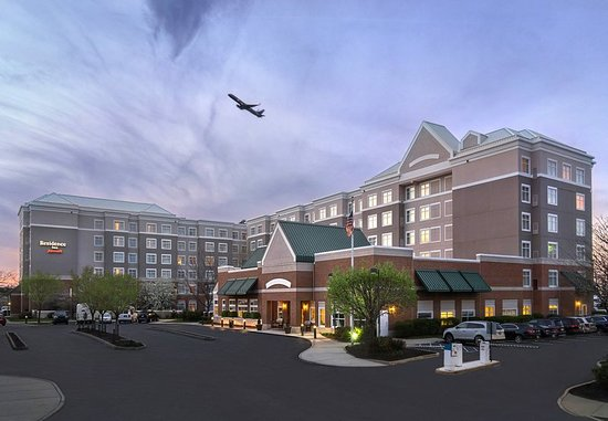 Residence Inn Newark Elizabeth/Liberty International Airport: Exterior