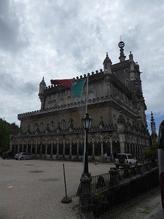 Bussaco, البرتغال: Der Palast von Bussaco
