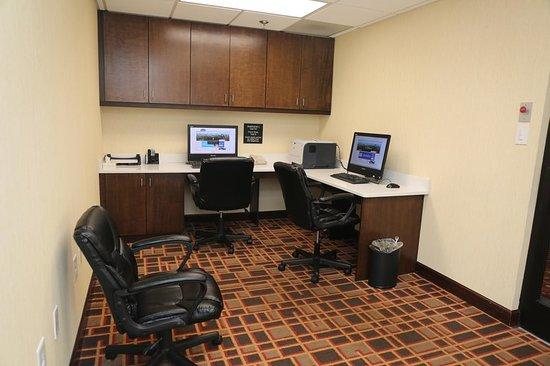Sumter, SC: Business center