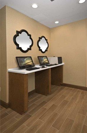 Christiansburg, VA: Business center