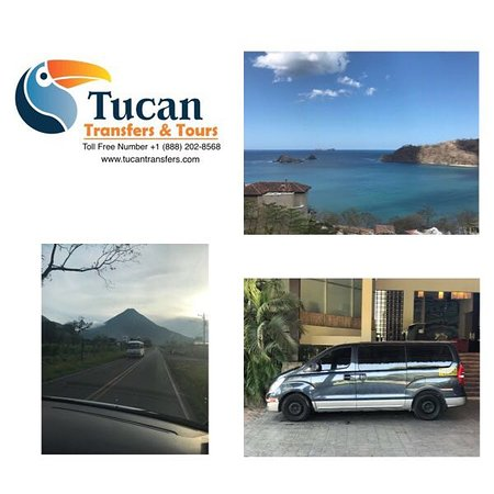 ‪‪Playas del Coco‬, كوستاريكا: Tucan Transfer Shuttle Service To Dreams Las mareas Liberia Airport  & Many Other Destinations‬