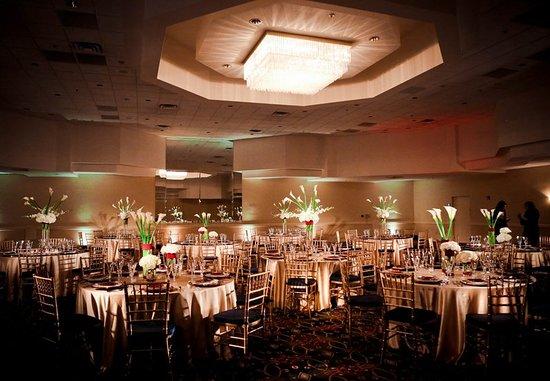 Boston Marriott Peabody: Ballroom