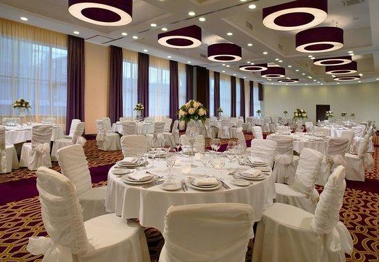 Courtyard Irkutsk City Center: Ballroom