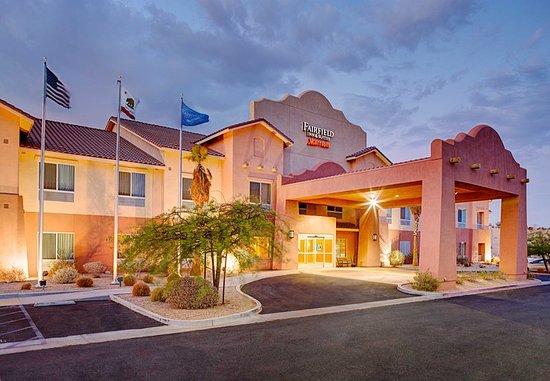 Twentynine Palms, CA: Exterior