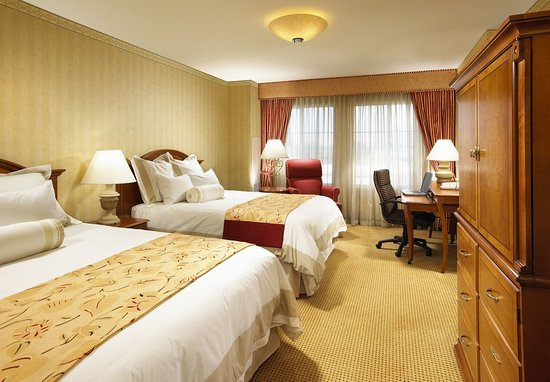 San Mateo, Californië: Guest room