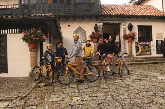 Northern Bogota Private Bike Tour
