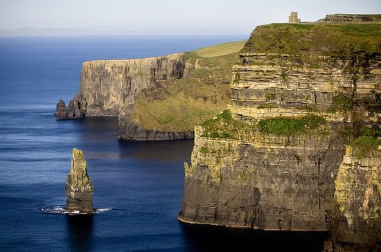 Cliff of Moher and Bunratty Castle with...