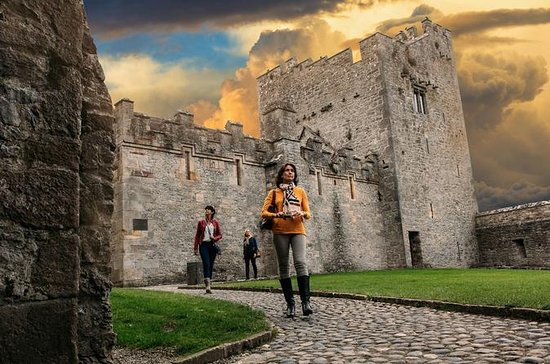 Cork City, Cahir Castle e Rock of