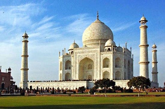 Privat helgedags stadstur på Agra ...