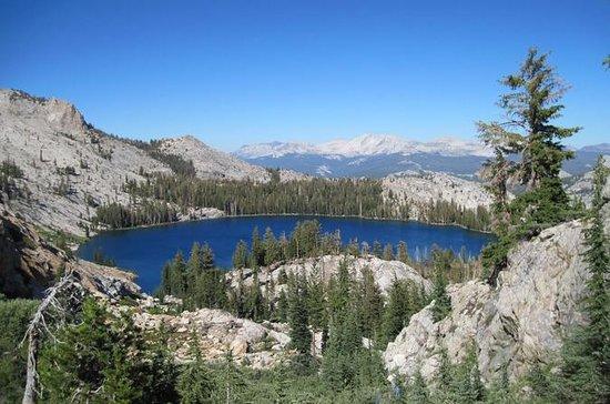 Yosemite's Mt Hoffmann & May Lake...