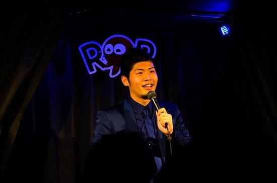 Comedy Night Tour with Saku Yanagawa (Tokyo)