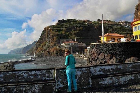 Südwestlich von Madeira und Calheta...
