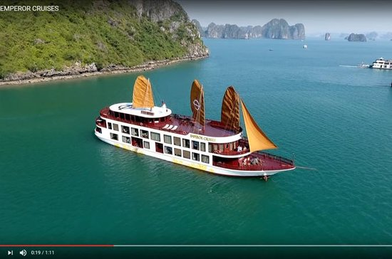 Halong Emperor Cruises - Unique...