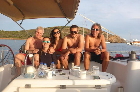 Aegina Island Sailing Trip
