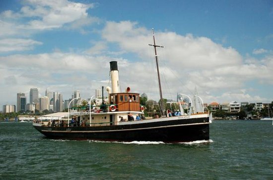 Sydney Harbour Secrets 3-Hour Cruise