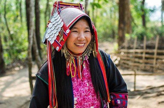 Vilarejos da Tribo da Colina de 3 Dias Jungle Trek