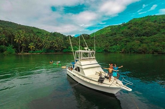 Private Yacht Charter Along Trinidad...